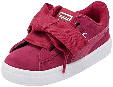 PUMA Infants Suede Heart SNK Inf Love Potion 51b2cf0c2