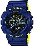 Casio G-Shock Orologio da Uomo Cronografo al Quarzo con Cinturino in Resina – GA-110LN