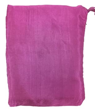 TERRAPIN Sábana para forrar el Saco de Dormir, Seda vietnamita, Comercio Justo, Color