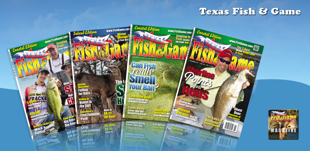 Texas fish game appstore for android for Texas fish and game