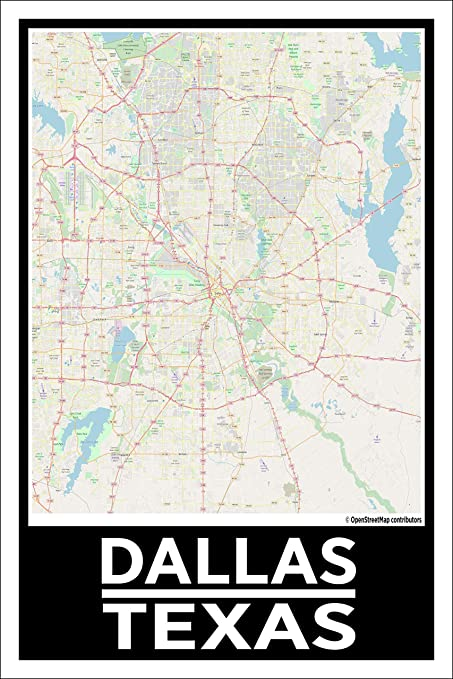 Amazon.com: Spitzy's Dallas Texas 12 by 18 Inch City Map ... on washington dc city map, dfw area map, yoakum city map, princeton city map, dallas old maps, fort worth texas city limits map, university of chicago city map, palestine city map, grimes city map, houston city map, denton city map, greeneville city map, new roads city map, richardson city map, dallas population 2014, lewisville city map, adairsville city map, johnson county city map, ft worth city map, waxahachie city map,
