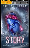 Jonah & Aubrey's Story  (Uoria Mates IV Book 8)