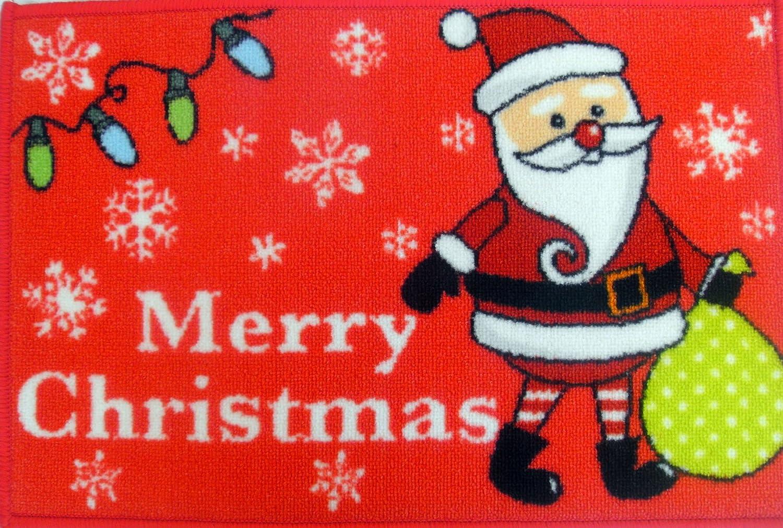 MERRY CHRISTMAS DOORMATS: Amazon.co.uk: Kitchen & Home