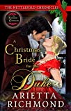A Christmas Bride for the Duke: Clean Regency Romance (The Nettlefold Chronicles Book 4) (English Edition)