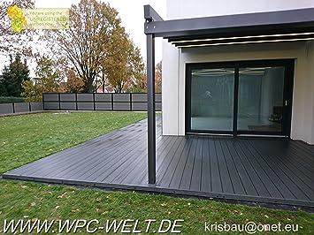 Kris Bau Wpc Terrassendielen Wpc Dielen Komplettbausatz Hersteller
