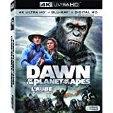 Dawn Of The Planet Of The Apes (Bilingual) [4K Blu-ray + Digital Copy]