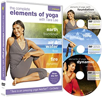 Elements of Yoga: The Collection with Tara Lee 3 Disc Set ...