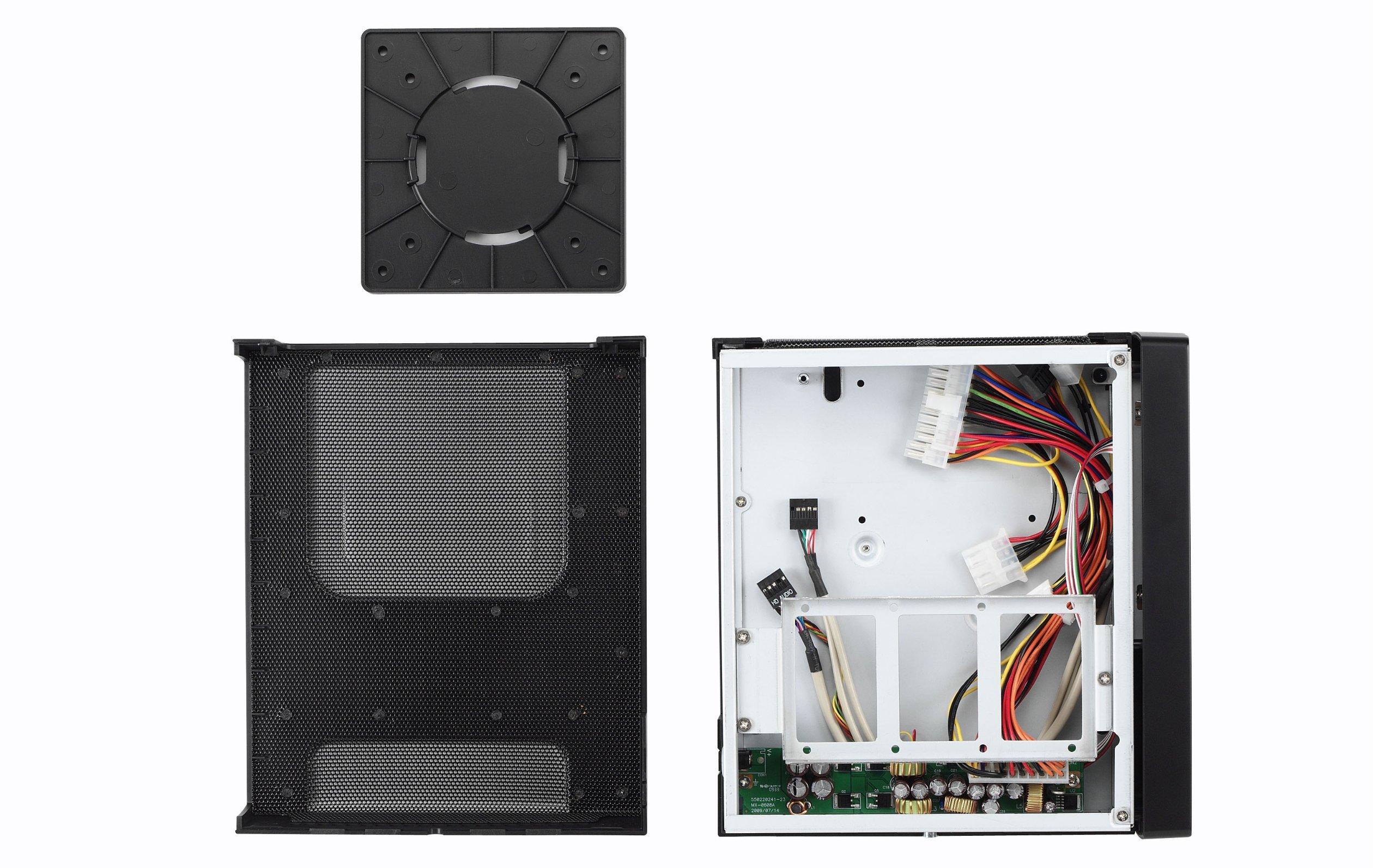 Morex T3410 Silent, Fanless VESA Mini-ITX Case w/60W PS by Morex (Image #5)