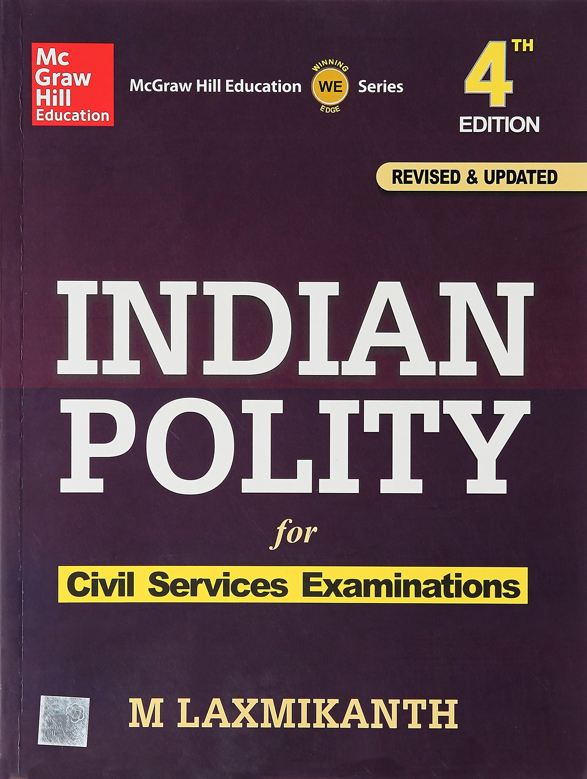 Indian Polity By Laxmikant 4th Edition Pdf In Telugu