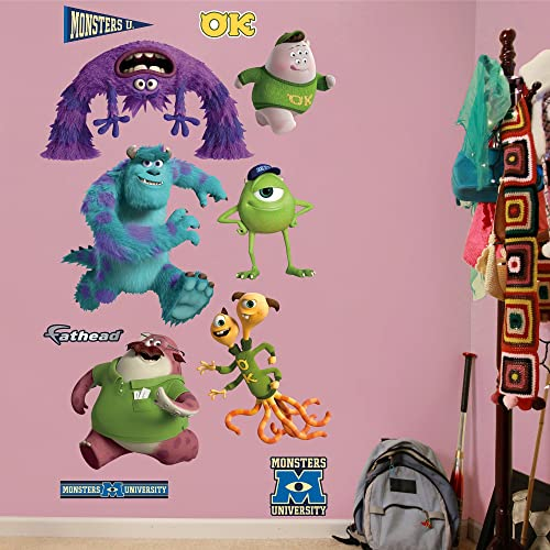 Monsters University Collection