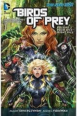 Birds of Prey (2011-2014) Vol. 2: Your Kiss Might Kill Kindle Edition
