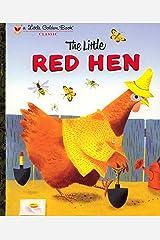 The Little Red Hen (Little Golden Book) Hardcover