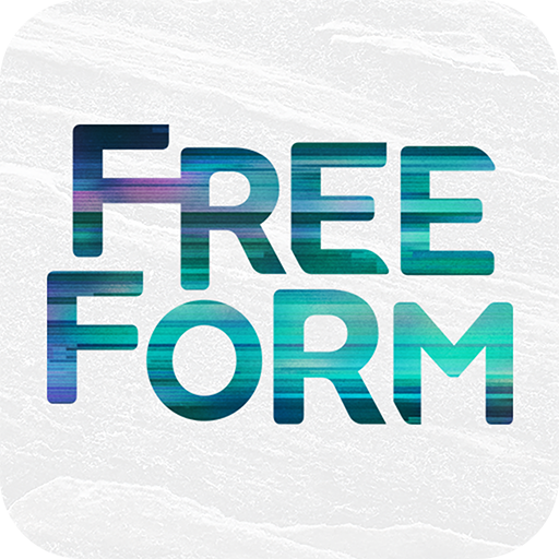 Image result for freeform app logo