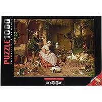 Anatolian Puzzle 1000 Parça Avluda 3165