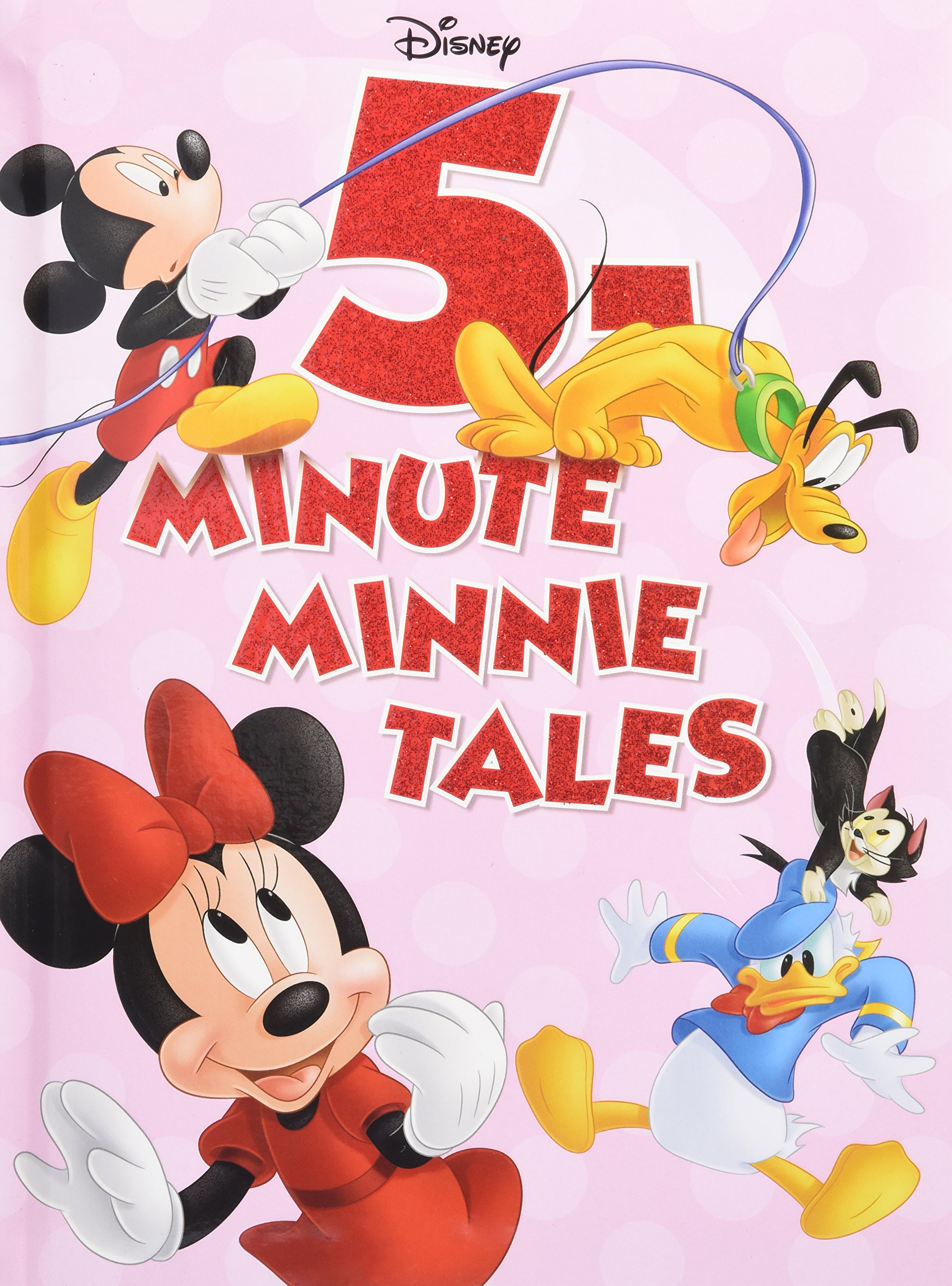 5 Minute Minnie Tales 5 Minute Stories Disney Book Group