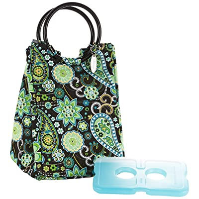 Fit & Fresh Ladies Retro Insulated Lunch Bag