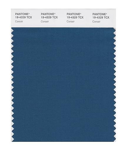 PANTONE Smart 19-4329X Color Swatch Card, Corsair - House