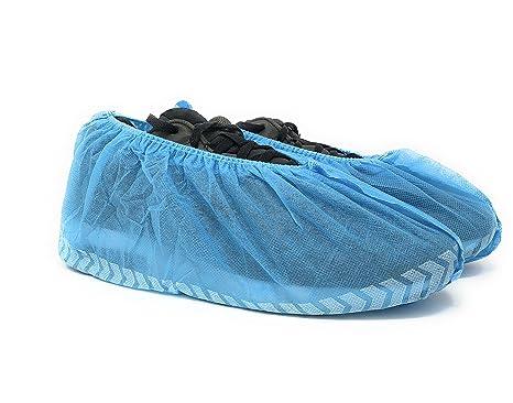 f58eb8033d3e SafeBasics Non Skid Disposable Shoe Covers