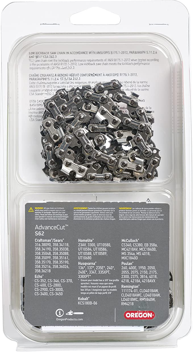 gaixample.org Spartacus 45cm Replacement Chainsaw Chain 60 Drive ...