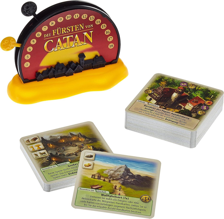 KOSMOS 694722 Los rivales de Catan - Tiempos Oscuros de expansión: Amazon.es: Juguetes y juegos