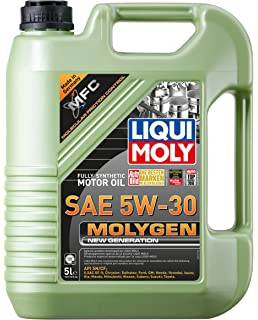 Liqui Moly 20228 Molygen New Generation 5W30 Motor Oil 169.05 Fluid_Ounces