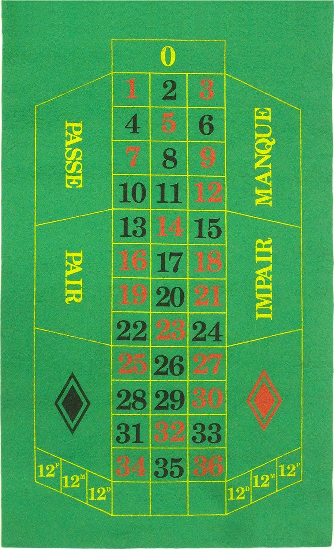 Gamuza de ruleta - fieltro - Estampados A mano: Simon Lucas Bridge Supplies Ltd: Amazon.es: Juguetes y juegos