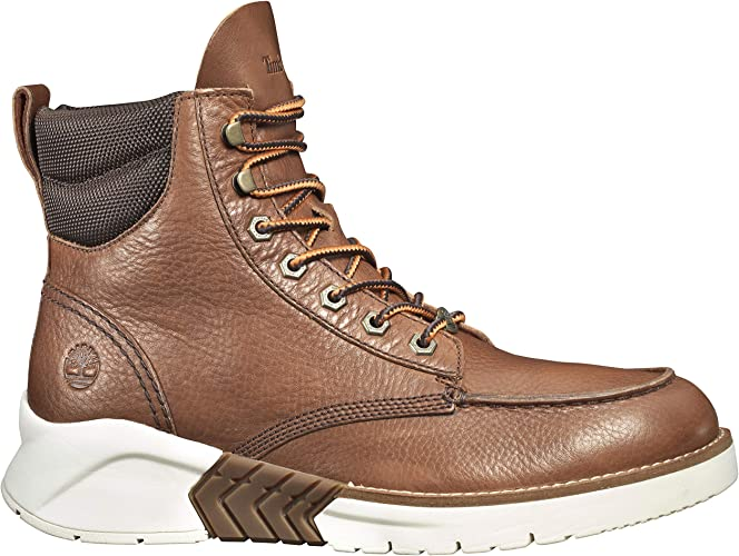 Timberland Mens MTCR Moc Toe Sneaker Boots