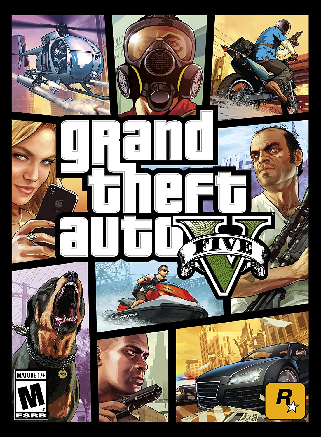 Amazon com: Grand Theft Auto V - PC Download [Download