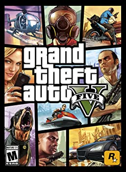 Grand Theft Auto V for PC Game