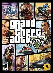 Amazon com: Grand Theft Auto V - PC Download [Download