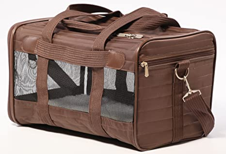Amazon.com   Sherpa Travel Original Deluxe Airline Approved Pet ... ea4d50140877a
