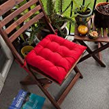 Now Designs Spectrum Chair Pad, Chili Red
