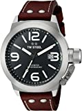 TW Steel Men's CS22 Analog Display Quartz Brown Watch