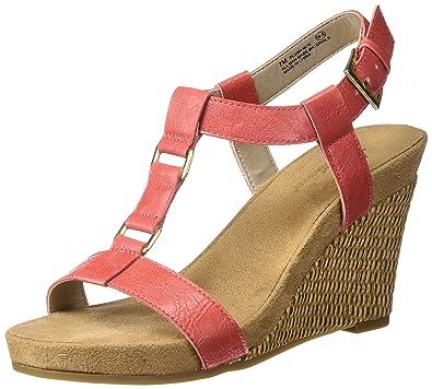f7e42377f5ab Aerosoles A2 Women s Plush Nite Wedge Sandal