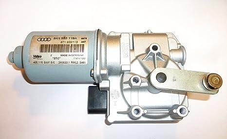 Audi A4 S4 parabrisas limpiaparabrisas motor 2009 – 2012 OEM nueva 8 K1955119 a
