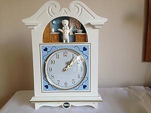 Pillsbury Doughboy Wall Clock 1999