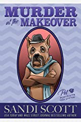Murder at the Makeover: A Pet Portraits Cozy Mystery (Book 6) Kindle Edition