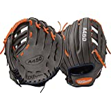 Wilson WTA04RB17DP15DP15 Advisory Staff Dustin Pedroia 10.75 Youth Baseball Glove