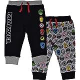 Marvel Avengers Baby Boys 2 Pack Jogger Pants...