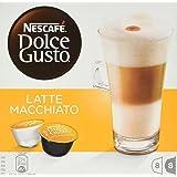 Nescafé Dolce Gusto LATTE MACCHIATO - Café - 16 capsules -194,4g
