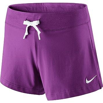 17194ef81f33cf Nike W NSW Short Jrsy – Pantalon Court pour Femmes