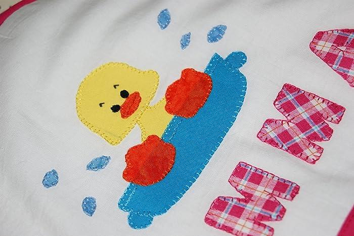 Toalla personalizada Pato
