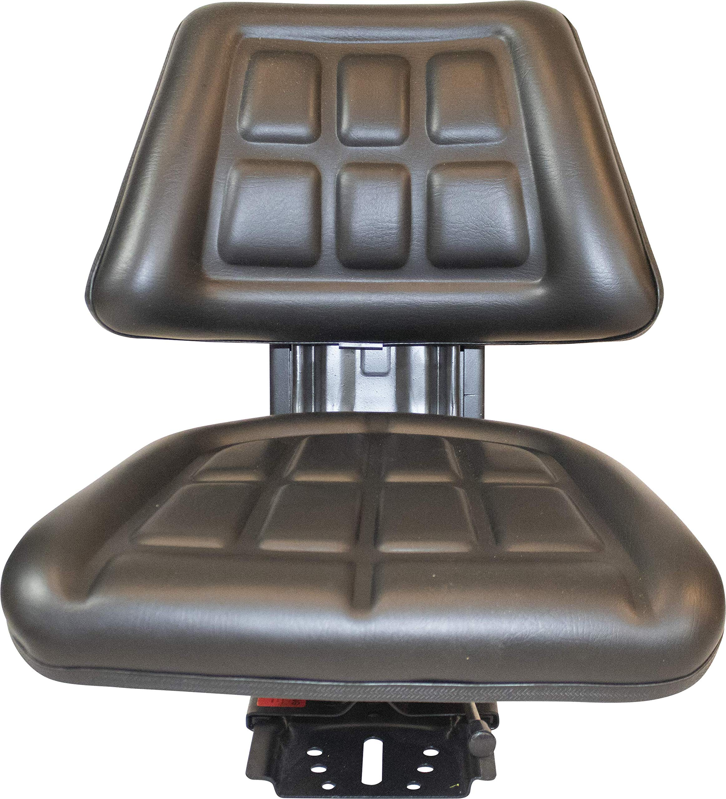 Black TRIBACK Suspension SEAT FITS Massey Ferguson 230 231 234 234H 234S 235 240 245 250 254 255 TRAC SEATS Brand (Fast Ship - Delivers in 1-4 Business Days)