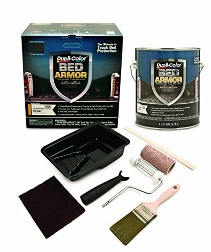 Dupli-Color BAK2010 Bed Armor DIY Truck Bed Liner