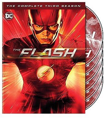 Amazon com: The Flash: The Complete Third Season: Grant Gustin