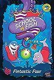 School of Fish #1: Fintastic Four