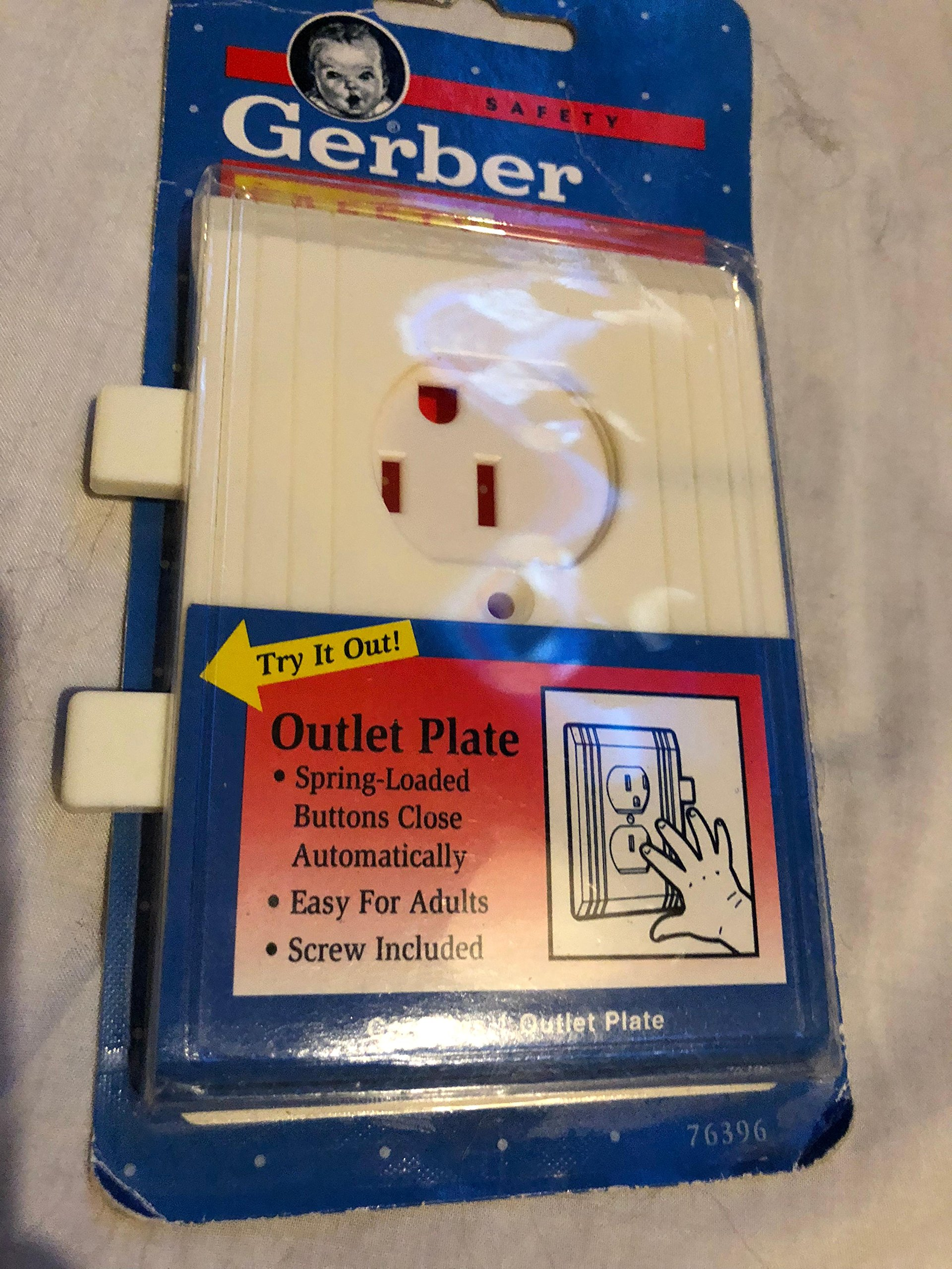 Safety Outlet plate cover