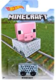Hot Wheels Minecraft Pigman Vehicle