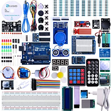 Set / Kit für Arduino - Elegoo UNO Projekt Das: Amazon.de: Computer ...