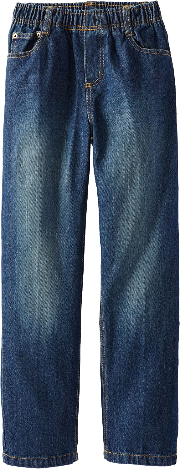 Wes /& Willy Big Boys Slim Fit 5 Packet Jeans